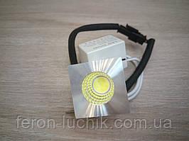 """Светодиодный светильник Feron G772 3W """"звездное небо"""""""