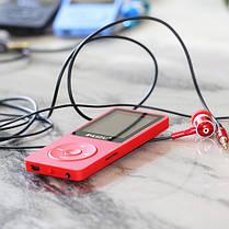 MP3 Плеер RuiZu X02 8Gb Original Красный, фото 3