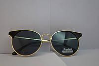 Женские очки Черные линзы
