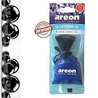 Ароматизатор Areon PEARLS Black Crystal / Черный кристалл