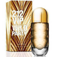 Carolina Herrera 212 VIP Wild party limited Edition Туалетная вода 80 ml