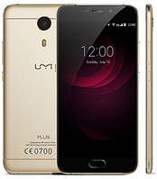 Смартфон ORIGINAL UMI Plus Gold (8 Core; 2.0Ghz; 4GB/32GB; 4000 mAh)
