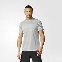 Мужская футболка для бега Adidas SUPERNOVA B43384 - 2017
