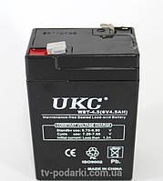 Аккумулятор для весов 6V 4A UKC , фото 1