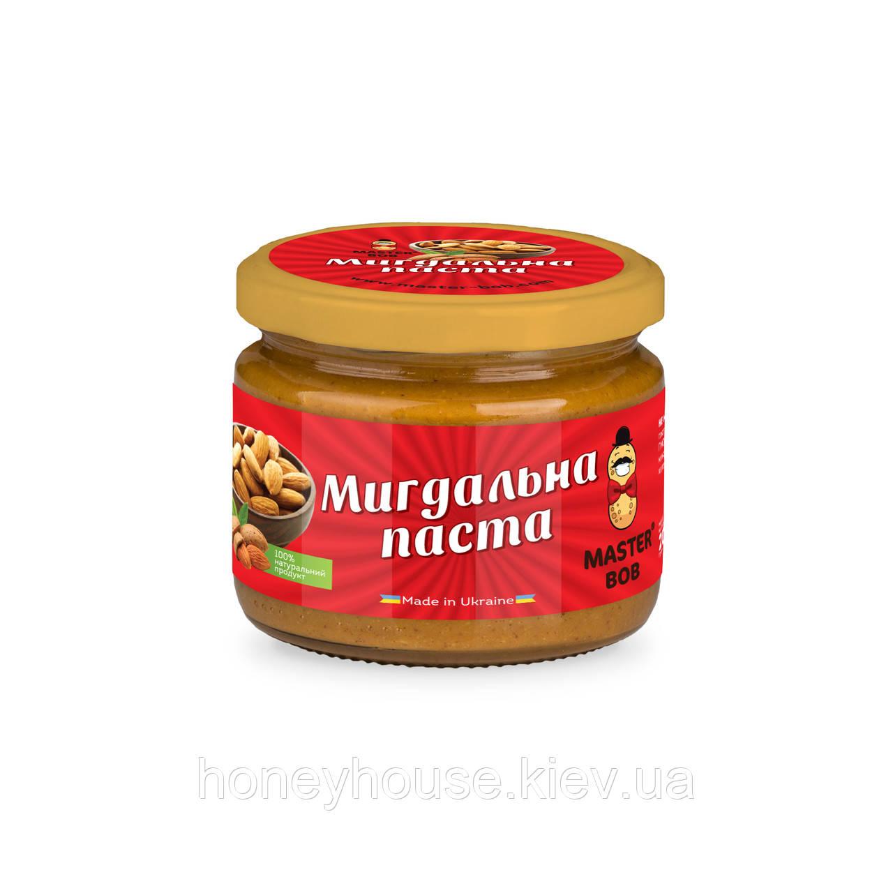Паста миндальная ТМ Мастер Боб, 200гр