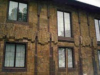 Фасад монтаж