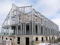 Ангар строительство