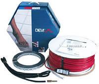 Теплый пол Devi Deviflex DTIP-18 под стяжку, двухжильный
