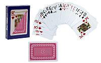Карты игральные пластиковые 1 колода TEXAS POKER
