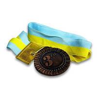 Медаль бронза