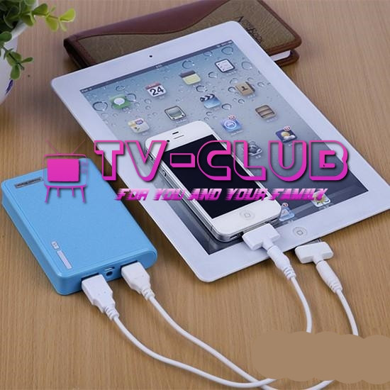Зарядное портативное устройство для моб тел, планшетов, Power Bank mini 12000 mAh