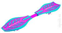 Скейт RipStik Berry Blue-Pink