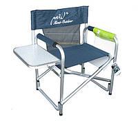 Складной туристический алюминиевый стул Mimir