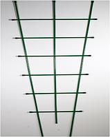 Шпалера садовая для растений Веерная-1 металлическая (1800х700 мм) Белорусь GP-009