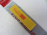 Бафик шлифовочный Niegelon желтый 4 х сторонний 100*100