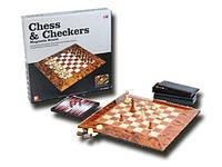 Шахматы на магните малые