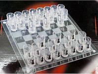 Шахматы стакан