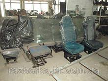 Сидіння на Renault magnum