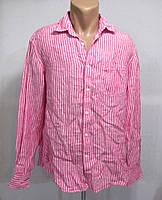Рубашка Blue Harbour, M&S, M, Лен, Как Новая!