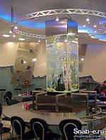 Выполнение сложных аквариумных конструкций, фото 1