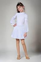 Рейтинговое платье солье + шифон 809 р. 38 - р. 42, фото 1