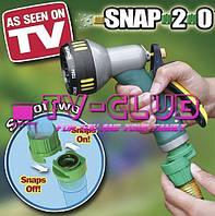 Cоединитель для шланга Snap 2-0 Garden Hose Connector