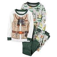 Комплект пижам хб Carters (Картерс) (5Т)