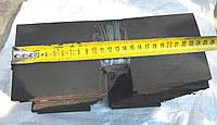 Скребок резиновый элеватора  ЗМ-60 250х100