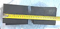 Скребок резиновый элеватора  ЗМ-90 300х100