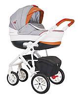 Детская универсальная коляска 2 в 1 Verona Classic - Coletto Польша люлька + прогулочный блок с сумкой