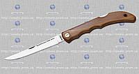 Складной нож 005 W оливковое дерево MHR /05-7