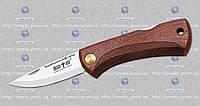 Складной нож 010 WJ красное дерево MHR /00-7
