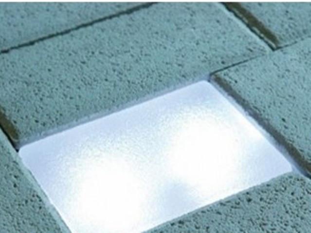 LED-камень Классик 200, 198х98х45