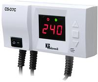 Терморегулятор для циркуляционного насоса KG Elektronik CS-07c