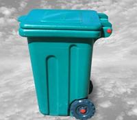 Контейнер для мусора пластиковый  110л