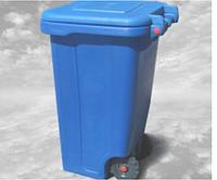 Контейнер для мусора пластиковый  240л