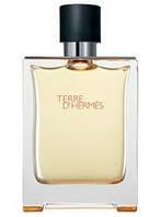 Мужская туалетная  вода Hermes Terre d`Hermes 100 ml. мужской ( TESTER )LUX -Лицензия