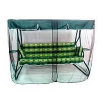 Противомоскитная сетка для садовых качелей «Люкс-2»