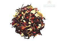 Черный ароматизированный чай TEAHOUSE Огонь 250 г