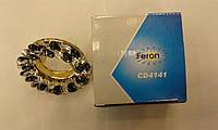 Встраиваемый  светильник Feron CD4141 MR16  серый ( цвет корпуса золото)