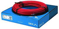 Теплый пол DEVIflexTM 18T, 230 Вт, 13 м (нагревательный кабель)