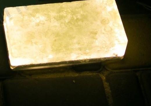 LED-камень Старый город 60 RGB (Управление цветом освещения), 60х120х55