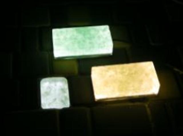 LED-камень Старый город 120 RGB (Управление цветом освещения), 120х120х55