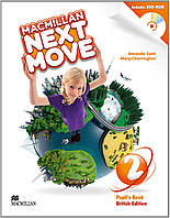 Macmillan Next Move 2 Pupil's Book with DVD-ROM. British Edition