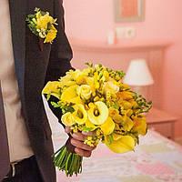 Буеет невесты,  свадебный букет