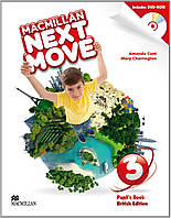 Macmillan Next Move 3 Pupil's Book with DVD-ROM. British Edition