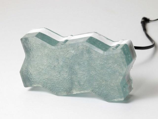 LED-камень Волна, 225х112х45