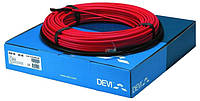 Теплый пол DEVIflexTM 18T, 2420 Вт, 131 м (нагревательный кабель)