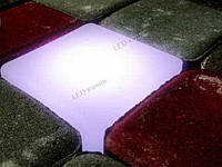 LED-камень Классик молоко 100, 97х97х55