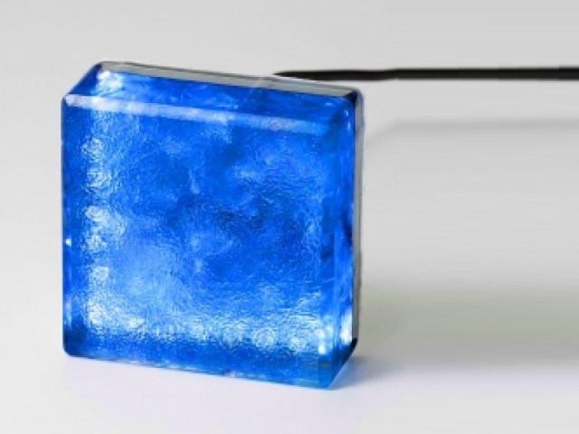 LED-камень Брук 60 RGB (Управление цветом освещения), 60х60х55